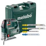 METABO STEB 65 Quick SET szúrófűrész (műanyag hordtáskában) + 20 db szúrófűrészlap