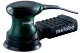 METABO FSX 200 INTEC excentercsiszoló (műanyag hordtáskában)