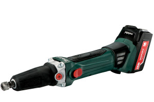 GA 18 LTX akkus egyenescsiszoló (2 x 5.2 Ah Li-ion akkuval, műanyag hordtáskában) termék fő termékképe