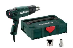 HE 20-600 SET hőlégfúvó (MetaLoc kofferben) termék fő termékképe