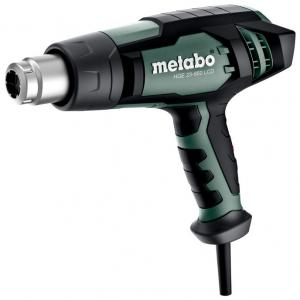 METABO HGE 23-650 LCD hőlégfúvó (MetaBox kofferben) termék fő termékképe