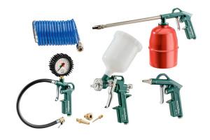 LPZ 7 SET sűrített levegős szerszámkészlet (kartonban) termék fő termékképe