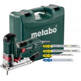 METABO STE 100 Quick SET szúrófűrész (műanyag hordtáskában) + 20 db szúrófűrészlap