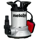 METABO TPF 6600 SN tisztavíz búvárszivattyú (laposan szívó)