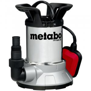 METABO TPF 6600 SN tisztavíz búvárszivattyú (laposan szívó) termék fő termékképe
