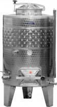 Erjesztő tartályok bor és cefrekészítéshez