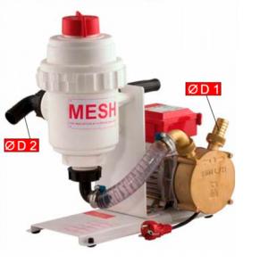 ROVER Mesh 2500 univ mustszűrő termék fő termékképe