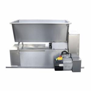 ENO 15 - szőlő daráló, zúzó és bogyózó - INOX kivitel, elektromos termék fő termékképe