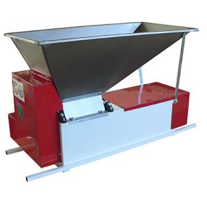 ENO 3 - szőlő daráló, zúzó és bogyózó - INOX garatos, elektromos termék fő termékképe