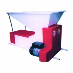 ENO 3 - szőlő daráló, zúzó és bogyózó - festett kivitel, elektromos termék fő termékképe