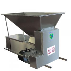 ENO 3 - szőlő daráló, zúzó és bogyózó - INOX kivitel, elektromos termék fő termékképe