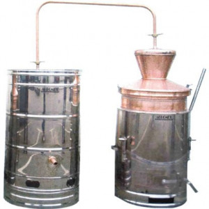 Pálinkafőző, 60L termék fő termékképe