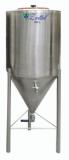 ZOTTEL Sör erjesztő tartály INOX 200 literes