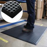 BF010002 Bubblemat ipari álláskönnyítő szőnyeg, 0.9 x 1.2 m