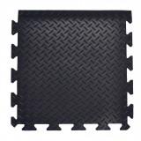 DP010009 Deckplate Connect ipari álláskönnyítő szőnyeg, vég rész, 50 x 50 cm
