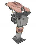 Robbanómotoros döngölőgép kölcsönzés