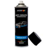 Motip Kőfelverődés elleni festék (fekete), spray, rücsi, 500 ml