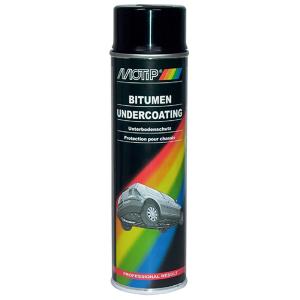 Motip Bitumenes alvázvédő, spray, 500 ml termék fő termékképe