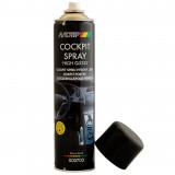 Motip Műszerfalápoló spray, magasfényű, 600 ml