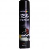 Motip Műanyag- és gumiápoló kondícionáló spray, 600 ml