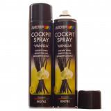 Motip Műszerfalápoló, vanília illatú, 600 ml
