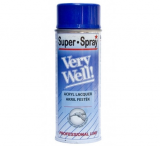 Motip VERY WELL akril alapozó spray, szürke, 400 ml