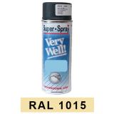 Motip Very Well Akril festék spray, RAL1015, 400 ml