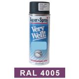Motip Very Well Akril festék spray, RAL4005, 400 ml