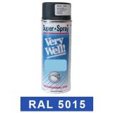 Motip Very Well Akril festék spray, RAL5015, 400 ml