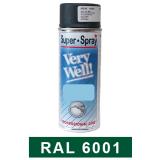 Motip Very Well Akril festék spray, RAL6001, 400 ml