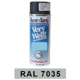 Motip Very Well Akril festék spray, RAL7035, 400 ml