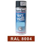 Motip Very Well Akril festék spray, RAL8004, 400 ml