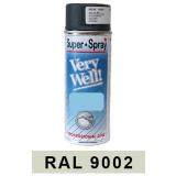 Motip Very Well Akril festék spray, RAL9002, 400 ml
