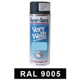 Motip Very Well Akril festék spray, RAL9005, 600 ml