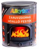 Motip ALKYTON hőálló festék 750 °C-ig, fekete, 250 ml