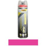 Motip COLORMARK ALLROUND kézi jelölőfesték, fluor pink, 500 ml