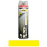 Motip COLORMARK ALLROUND kézi jelölőfesték, fluor sárga, 500 ml