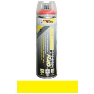 Motip COLORMARK ALLROUND kézi jelölőfesték, fluor sárga, 500 ml termék fő termékképe