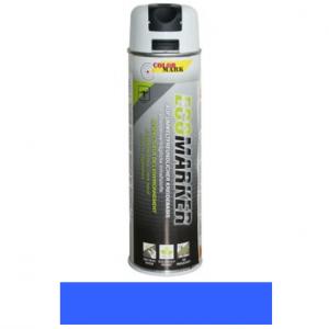 Motip COLORMARK ECOMARKER környezetbarát kézi jelölőfesték, fluor kék, 500 ml termék fő termékképe
