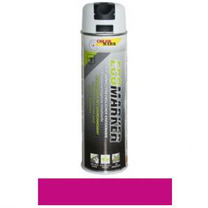 Motip COLORMARK ECOMARKER környezetbarát kézi jelölőfesték, fluor pink, 500 ml termék fő termékképe