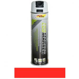 Motip COLORMARK ECOMARKER környezetbarát kézi jelölőfesték, fluor piros, 500 ml termék fő termékképe