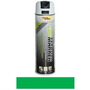Motip COLORMARK ECOMARKER környezetbarát kézi jelölőfesték, fluor zöld, 500 ml termék fő termékképe