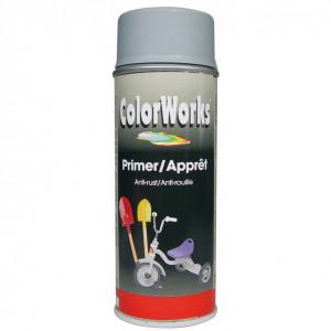 Motip COLORWORKS szintetikus alapozó (tartós), szürke, 400 ml termék fő termékképe