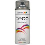 Motip DECO EFFECT selyemfényű akril lakk, színtelen, 400 ml