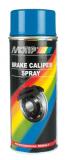 Motip Féknyereg festék spray, kék, 150 ml