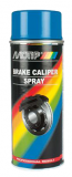 Motip Féknyereg festék spray, kék, 400 ml