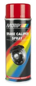 Motip Féknyereg festék spray, piros, 400 ml termék fő termékképe