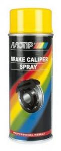 Motip Féknyereg festék spray, sárga, 400 ml termék fő termékképe