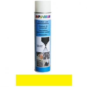 Motip DUPLI COLOR jelölőfesték kézi és gépi használatra, sárga, 600 ml termék fő termékképe