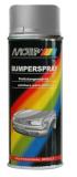 Motip Lökhárító felújító kenhető festék műanyagra, sötétszürke, 400 ml